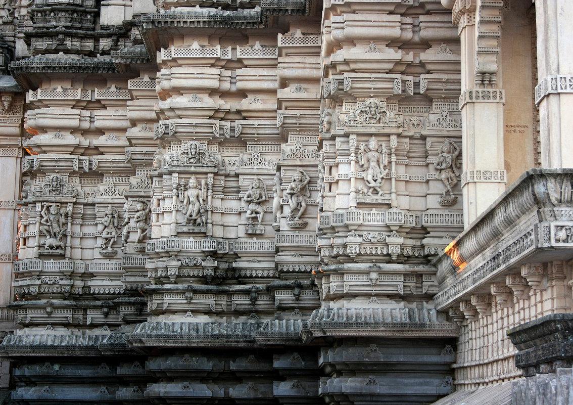 индия. политано. скульптура храма - олег