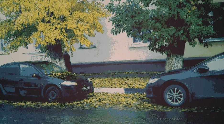 Ещё не осень! - Григорий Кучушев