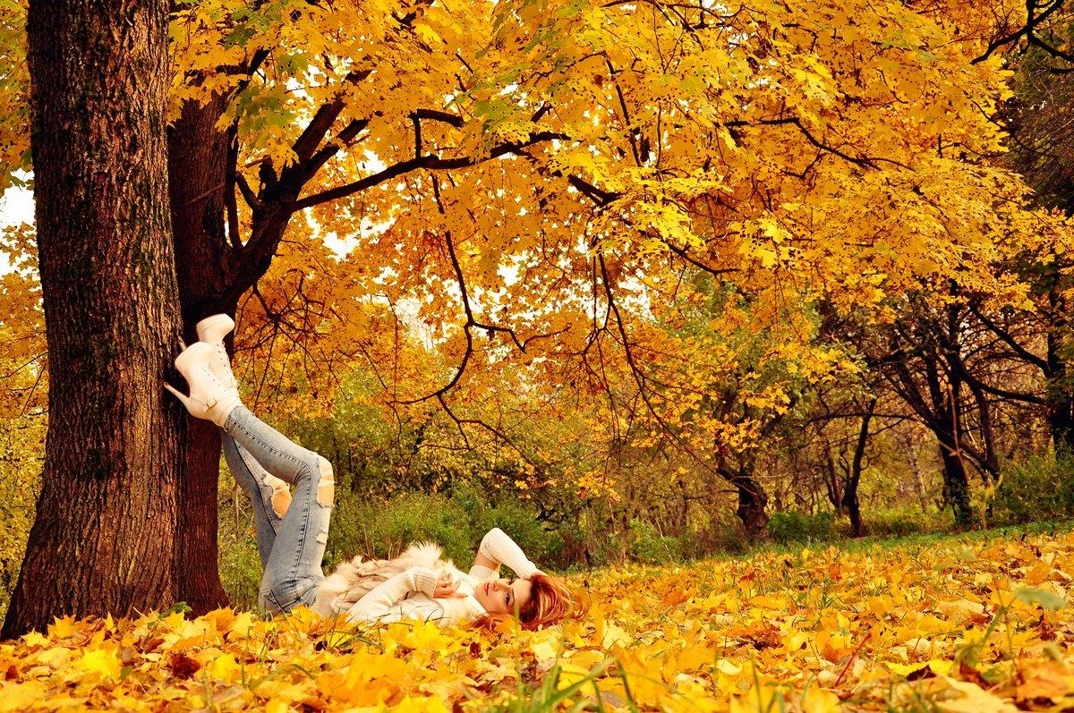 Осень - Алена
