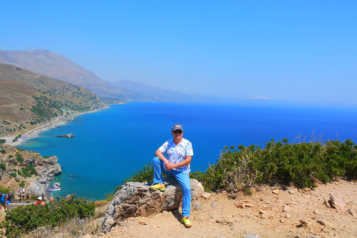 остров Крит - олег