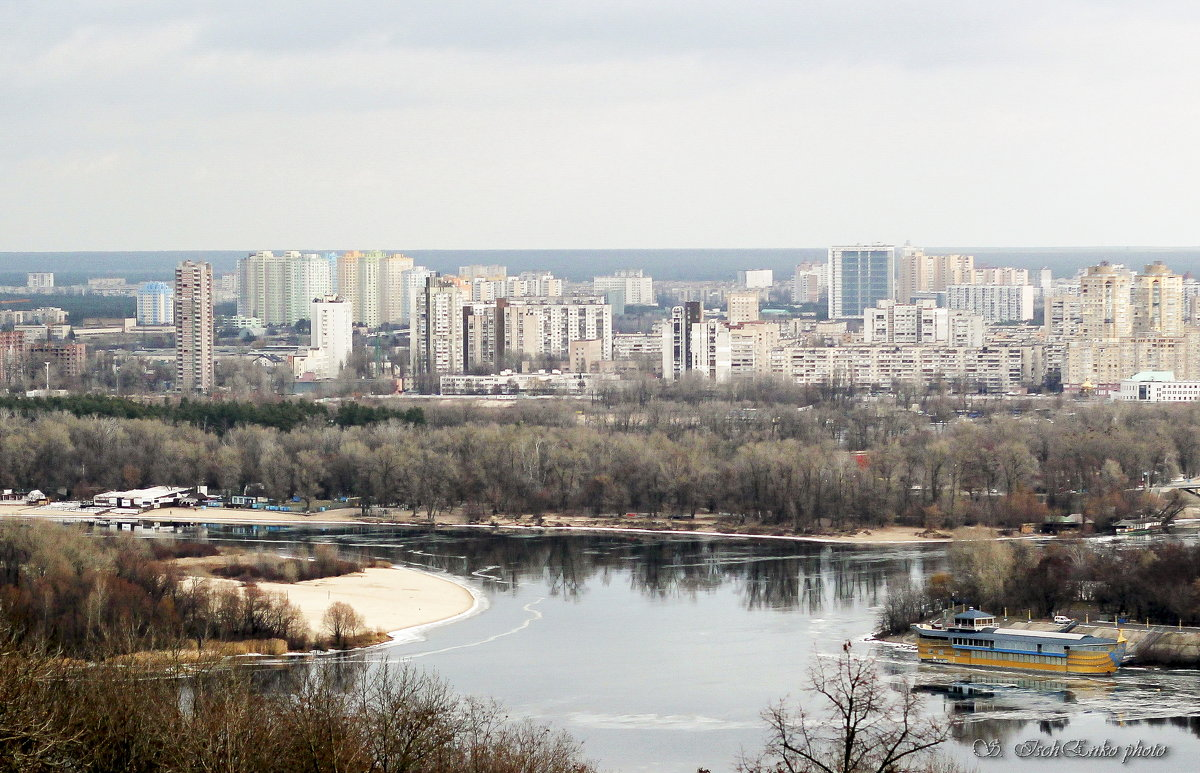 Зимний Киев - Светлана