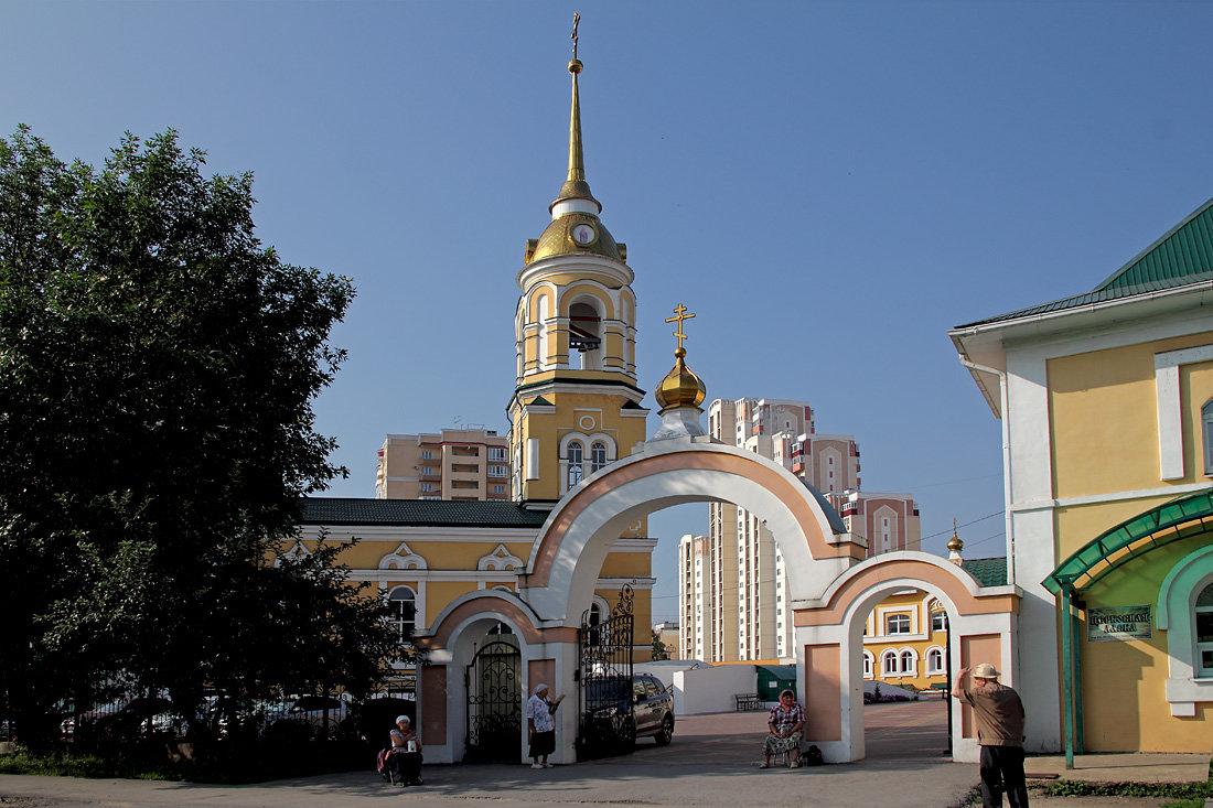 Церковь Всех Святых. Липецк - MILAV V