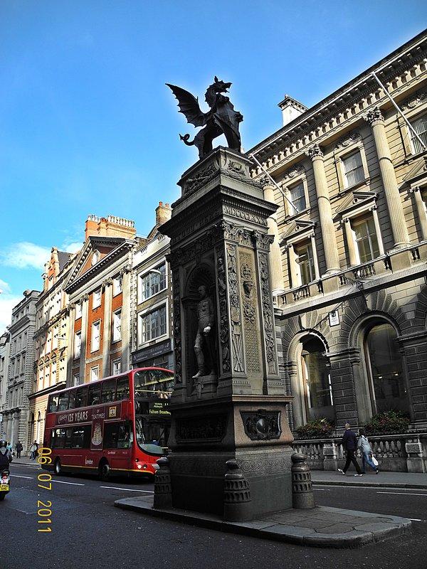 По  волнам  моей  памяти !  Старый  добрый Лондон! - Виталий Селиванов