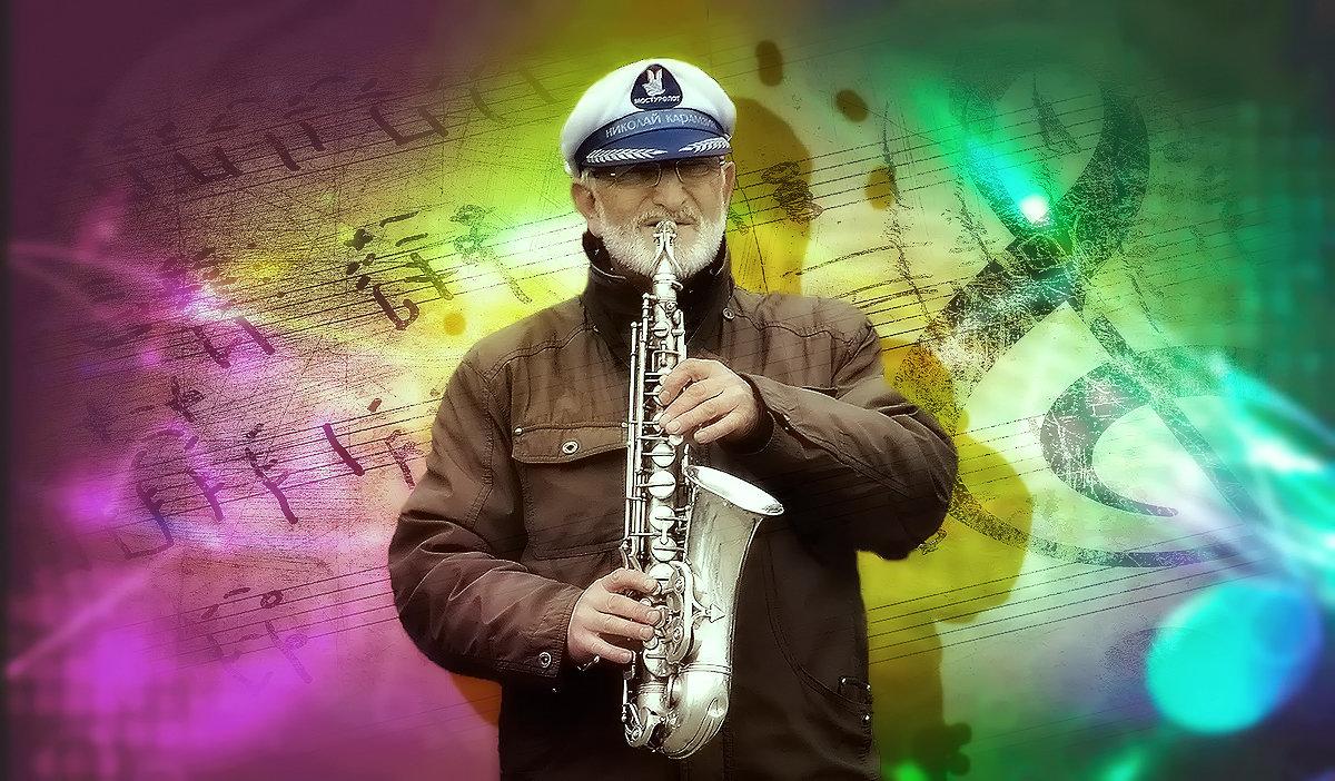 Саксофонист - Nikolay Monahov