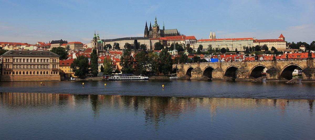 Сентябрь в Праге - Андрей