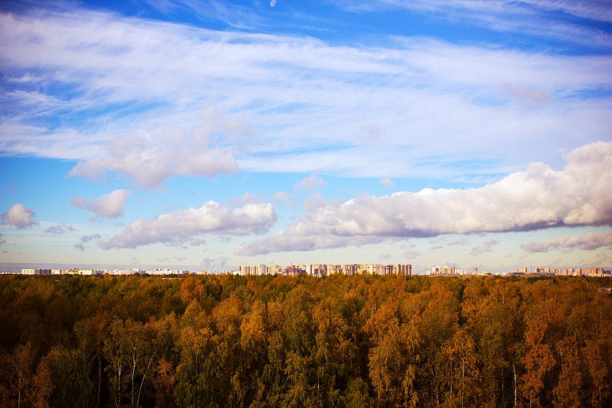 На горизонте Москва... - Иван