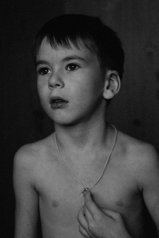 Портрет сына - Tanya Datskaya