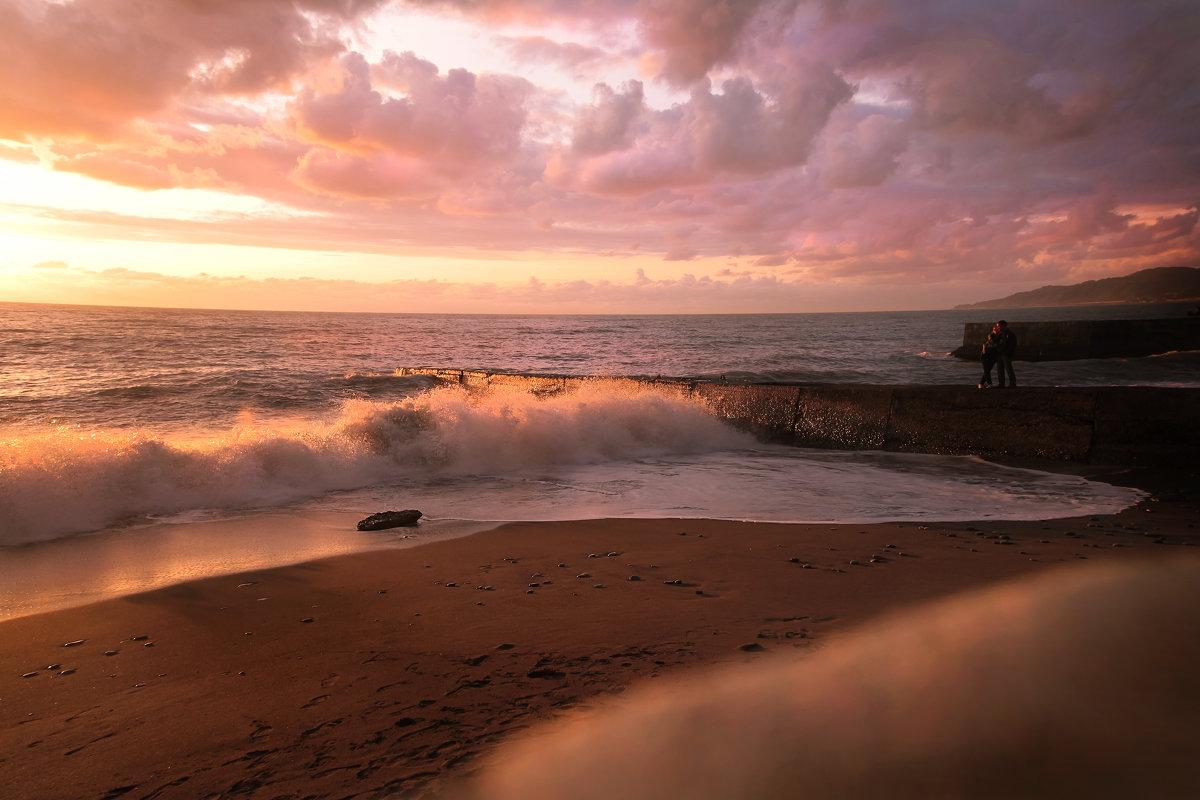 Осеннее море - Rimini Rim