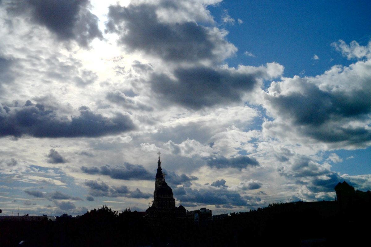 небо над Благовещенским - Бармалей ин юэй