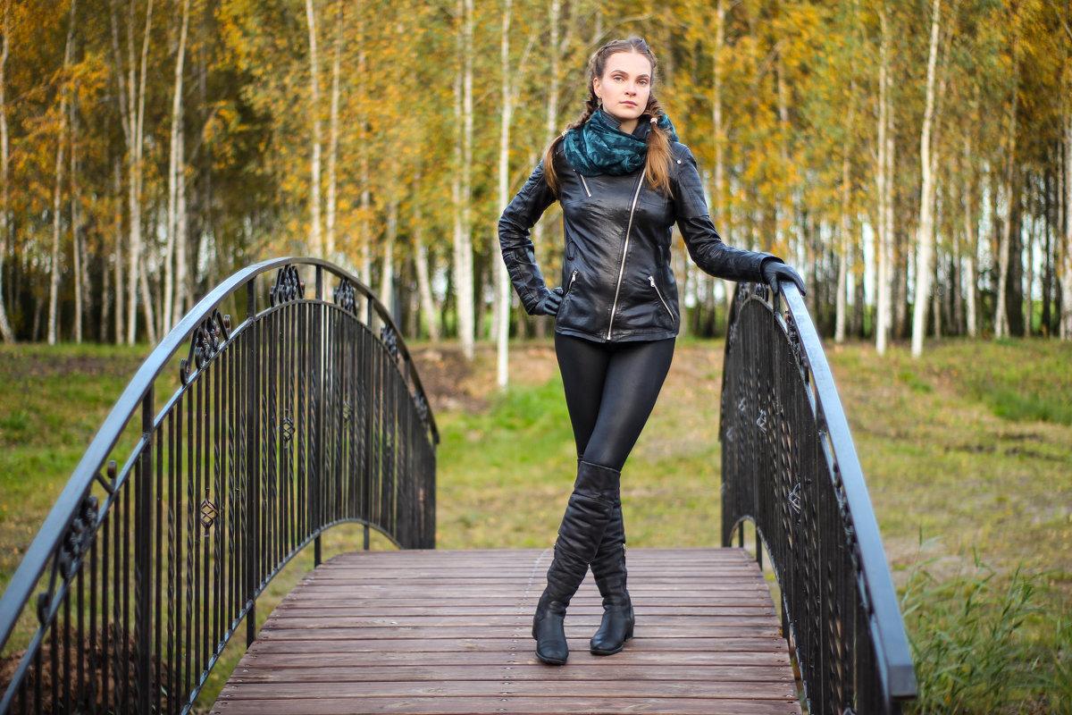осень - Yana Odintsova