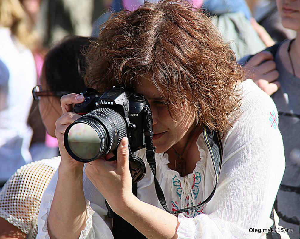 фото-графиня или улыбнитесь,вас снимает девушка - Олег Лукьянов