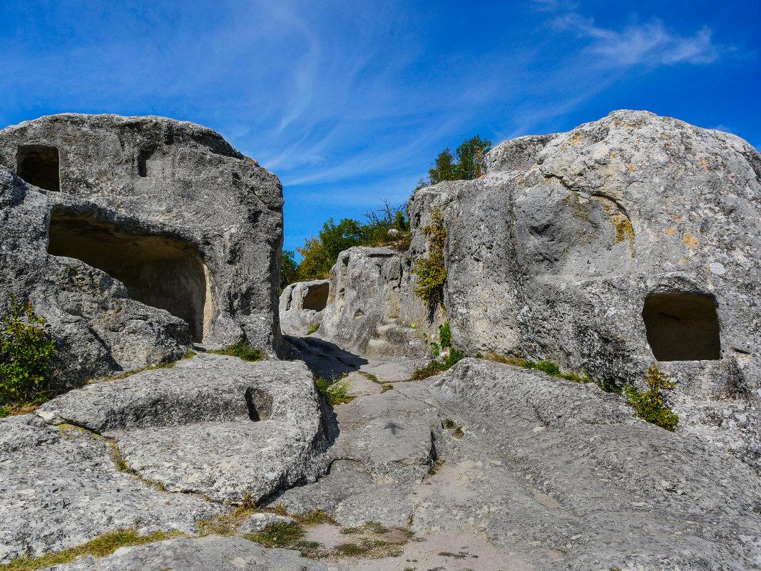 Загадочный каменный город - Андрей Козлов
