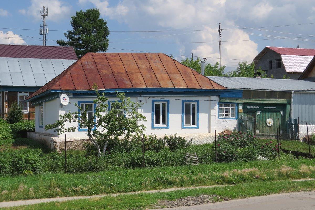Дом в Белорецке - Вера Щукина