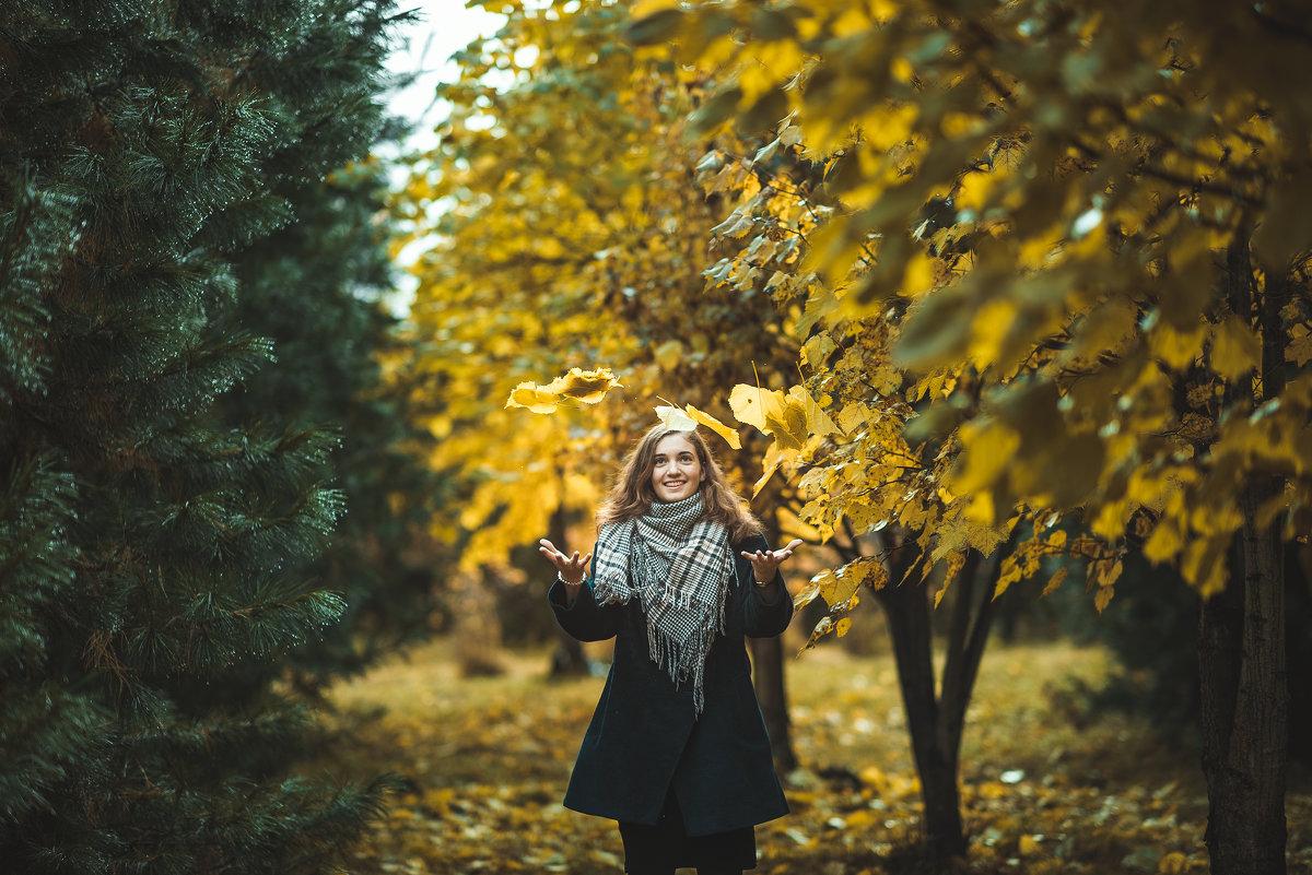 Осенний - Илья Земитс