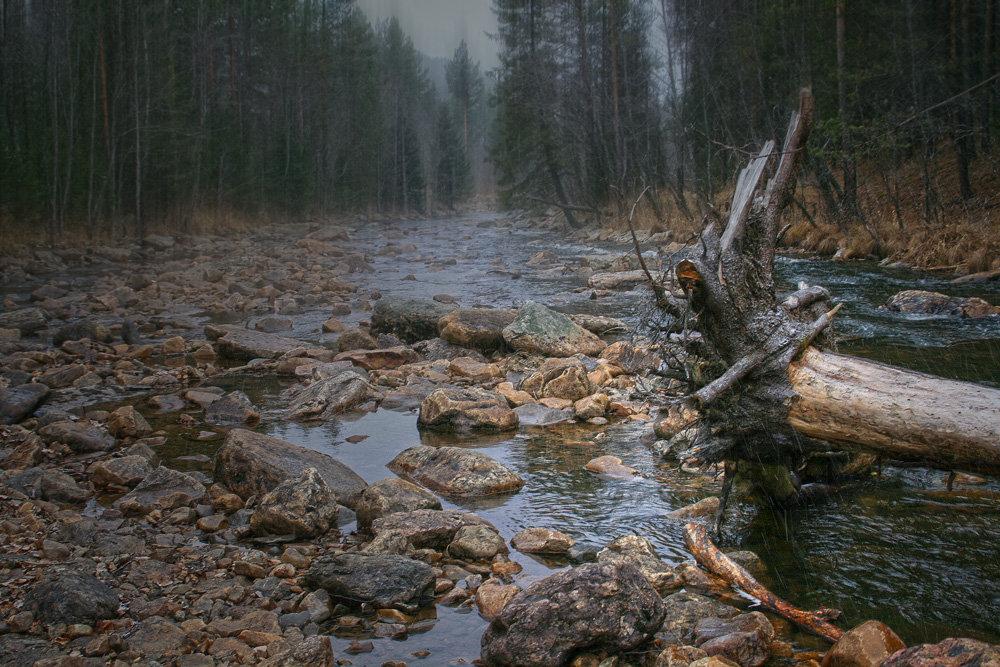 Непогода в горах - Галина Ильясова