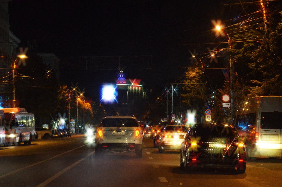 Воронеж - город в котором живу... - Михаил Болдырев