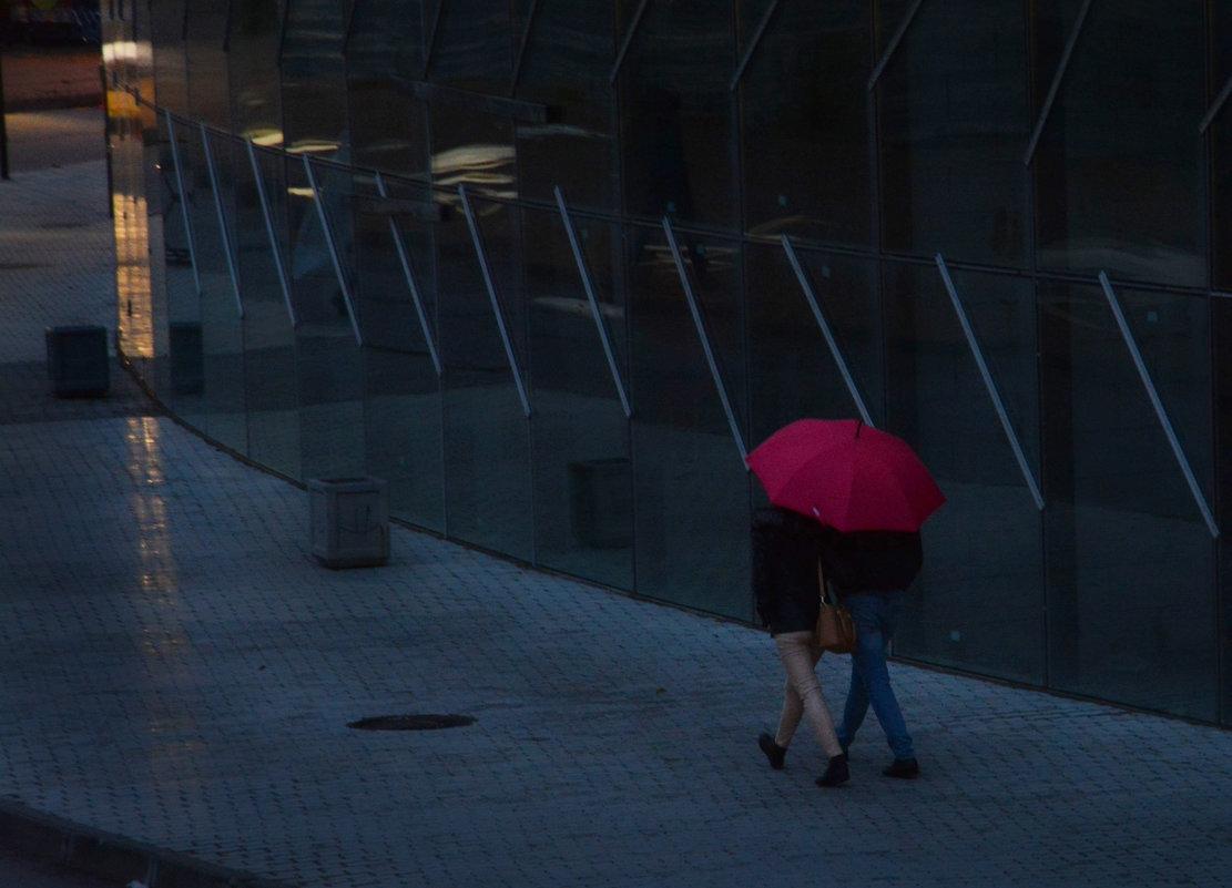 убежать от дождя - Наталия П