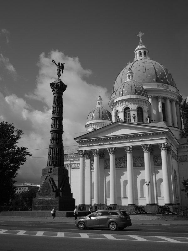 Измайловский собор - Андрей + Ирина Степановы