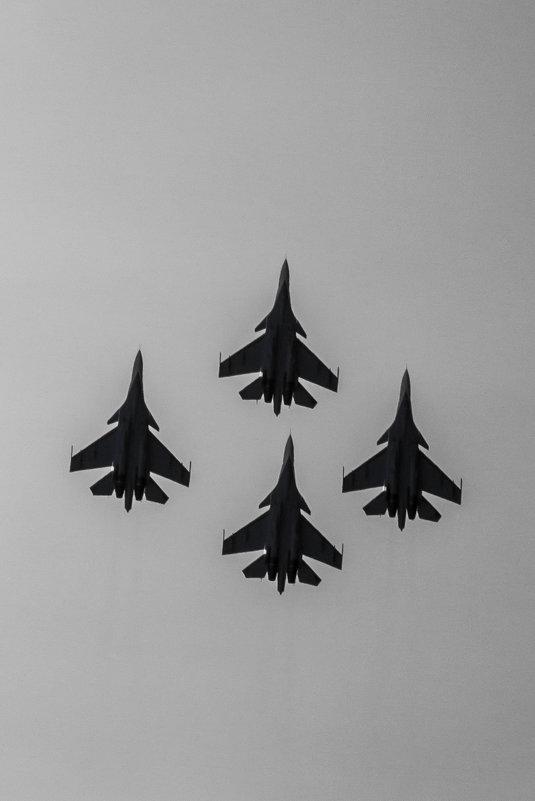 Су-27 почти для инстаграмма ))) - Вячеслав Ложкин