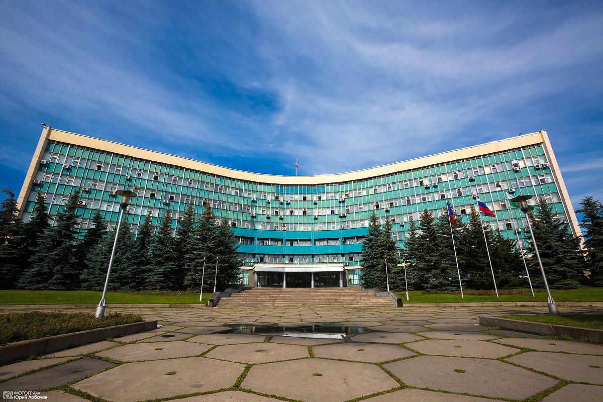 администрация Новокузнецка - Юрий Лобачев