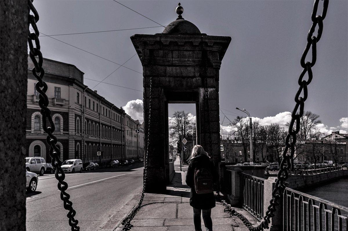 На Старо-Калинкином мосту - Eugene *