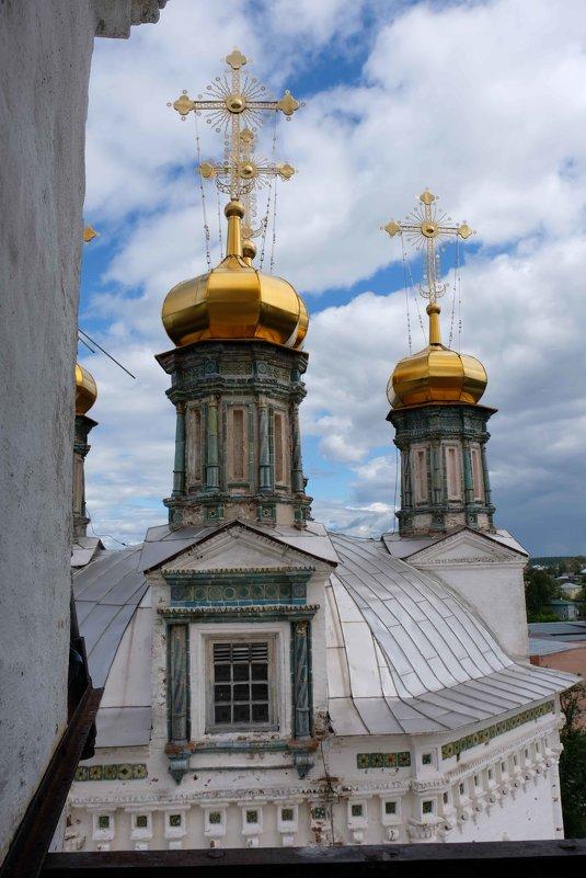 Колокольня Троицкого собора - Верхотурье. - Олег Дейнега