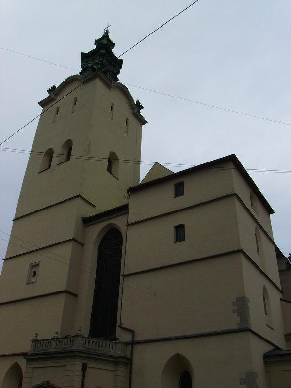 Римо - католический   храм   в   Львове - Андрей  Васильевич Коляскин