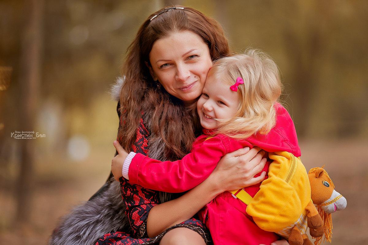 Милая Мила и ее очаровательная мамочка Елена... - Кристина Беляева
