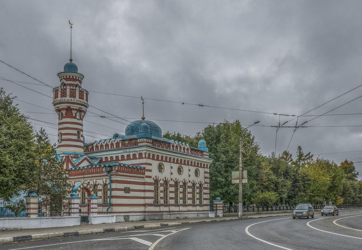 Тверская соборная мечеть. - Михаил (Skipper A.M.)