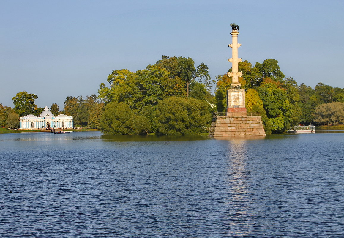Осень в Екатерининском парке... - Tatiana Markova