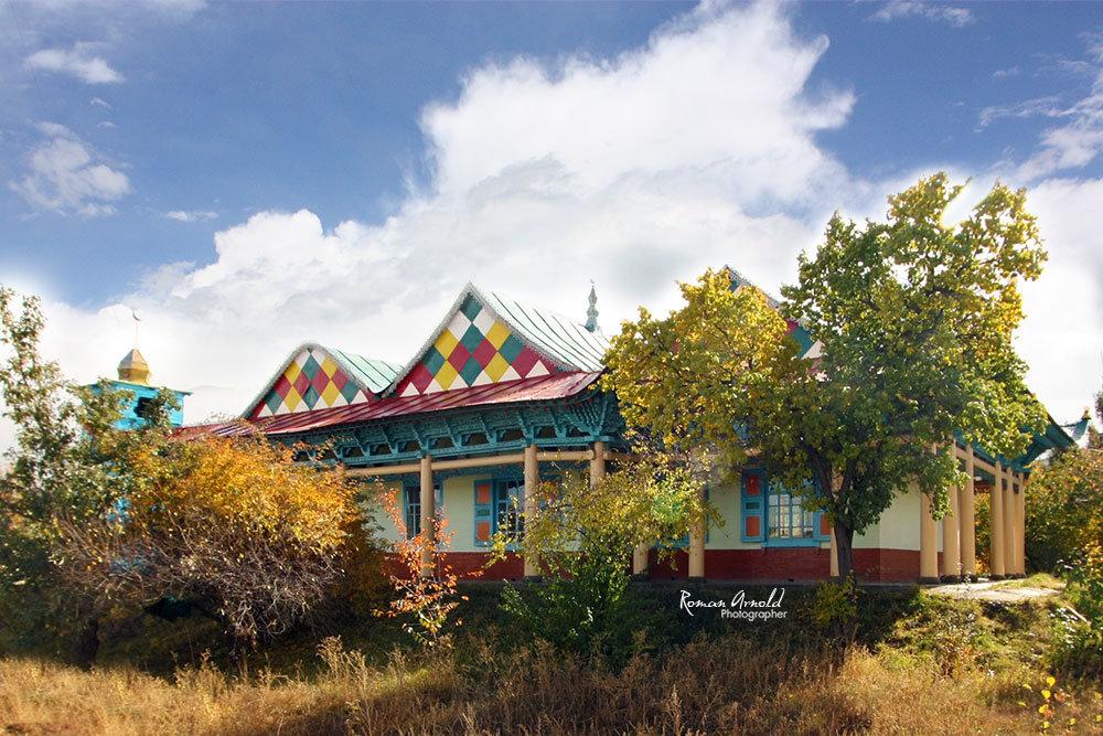 Осенняя мечеть - Roman Arnold