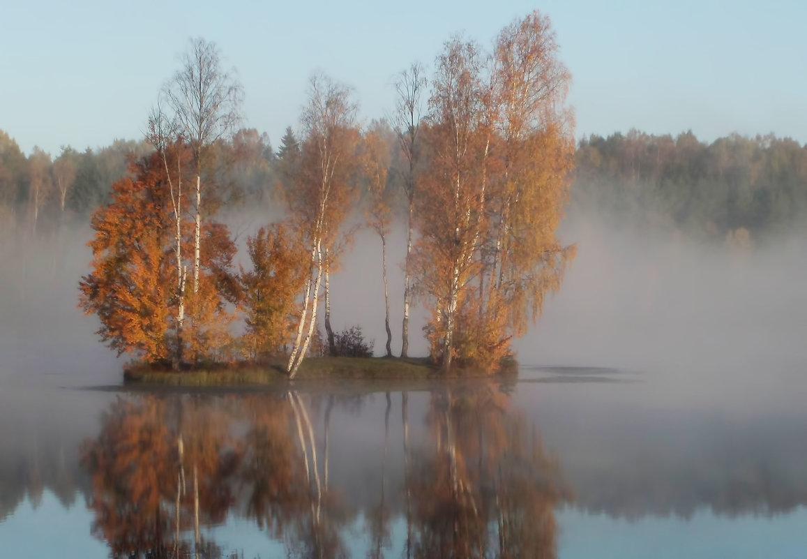 Осенний остров..... - Юрий Цыплятников