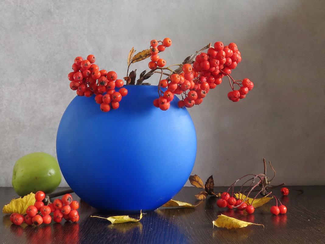 Красное и синее - SaGa
