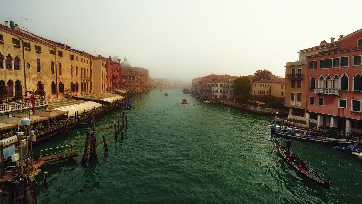 Туманная Венеция... - Александр Вивчарик