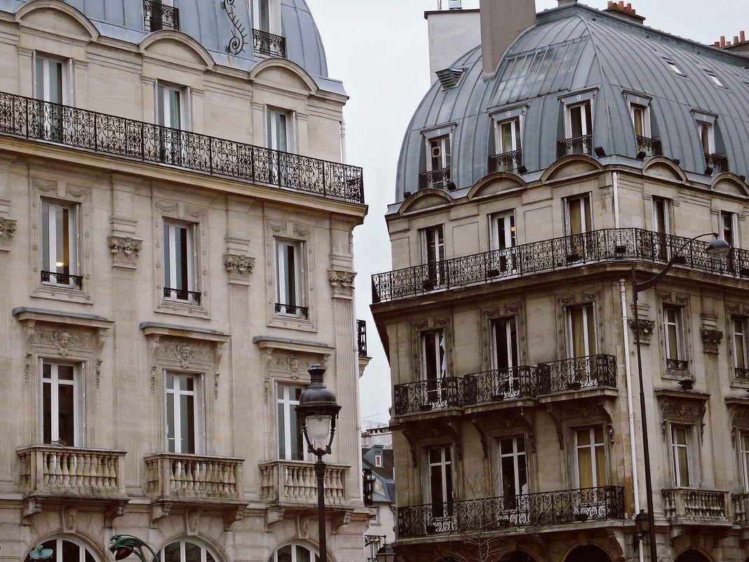 Окна Парижа - Galina Belugina
