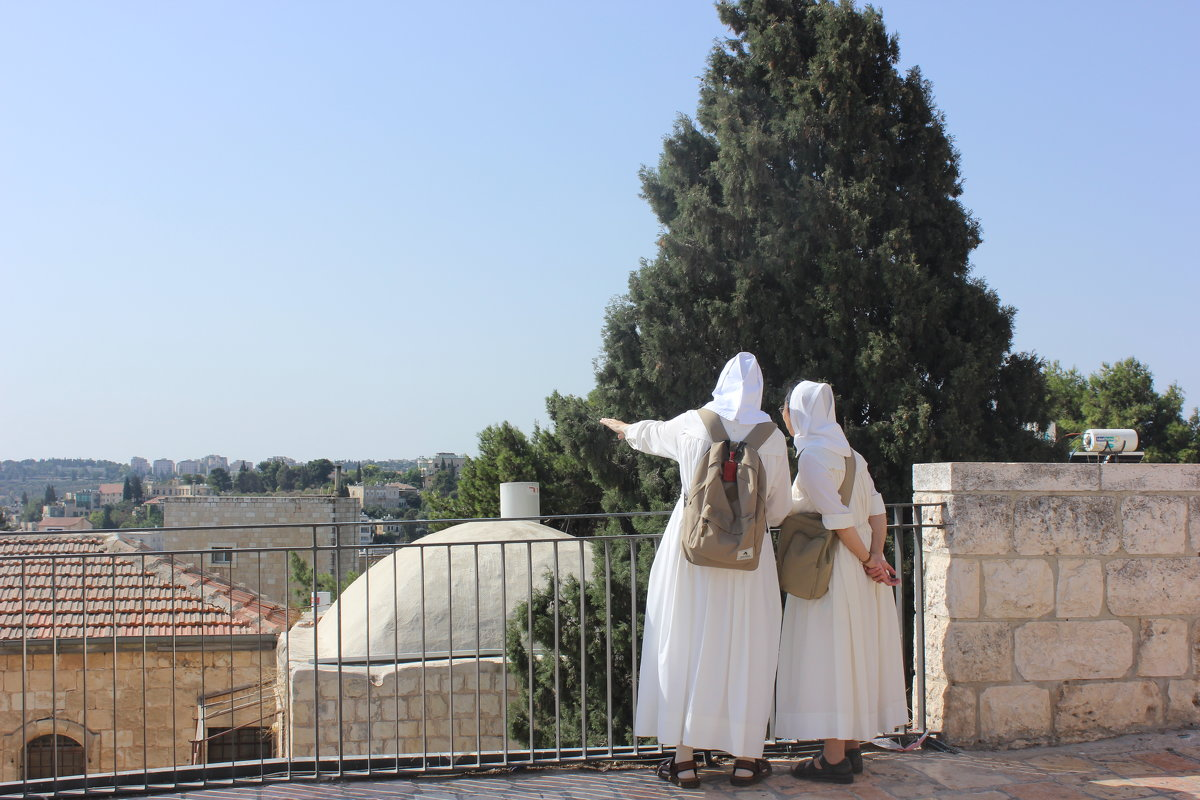 Иерусалим глазами путешественников - Татьяна