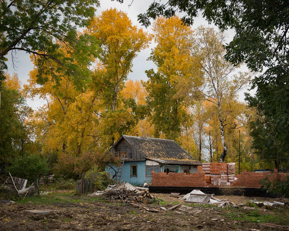 Осень - Igor (Игорь) Churackoff (Чураков)