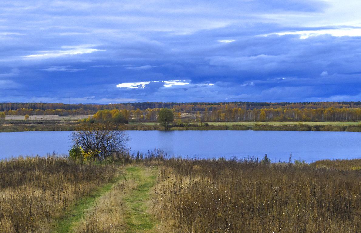 Дорожка к озеру - Сергей Цветков