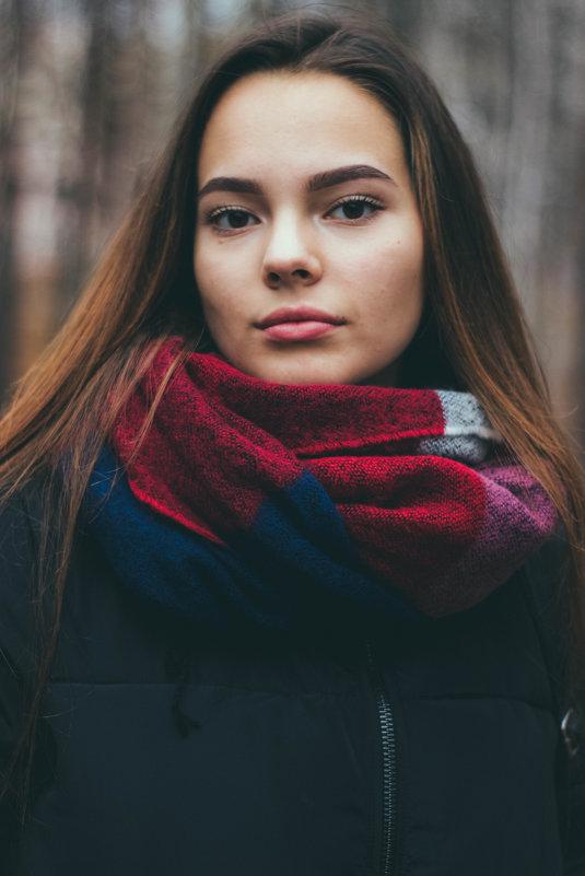Портрет - Алина