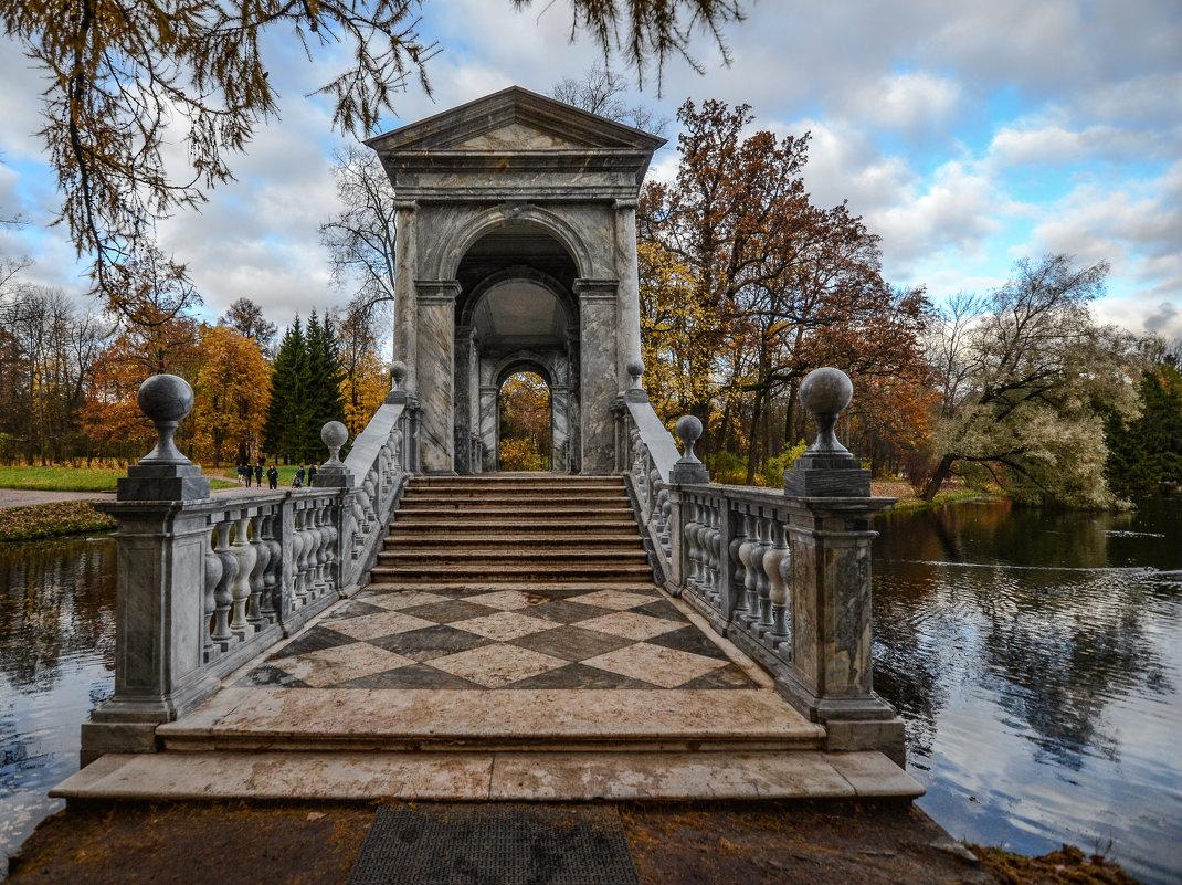 Мраморный мост - Наталья Левина
