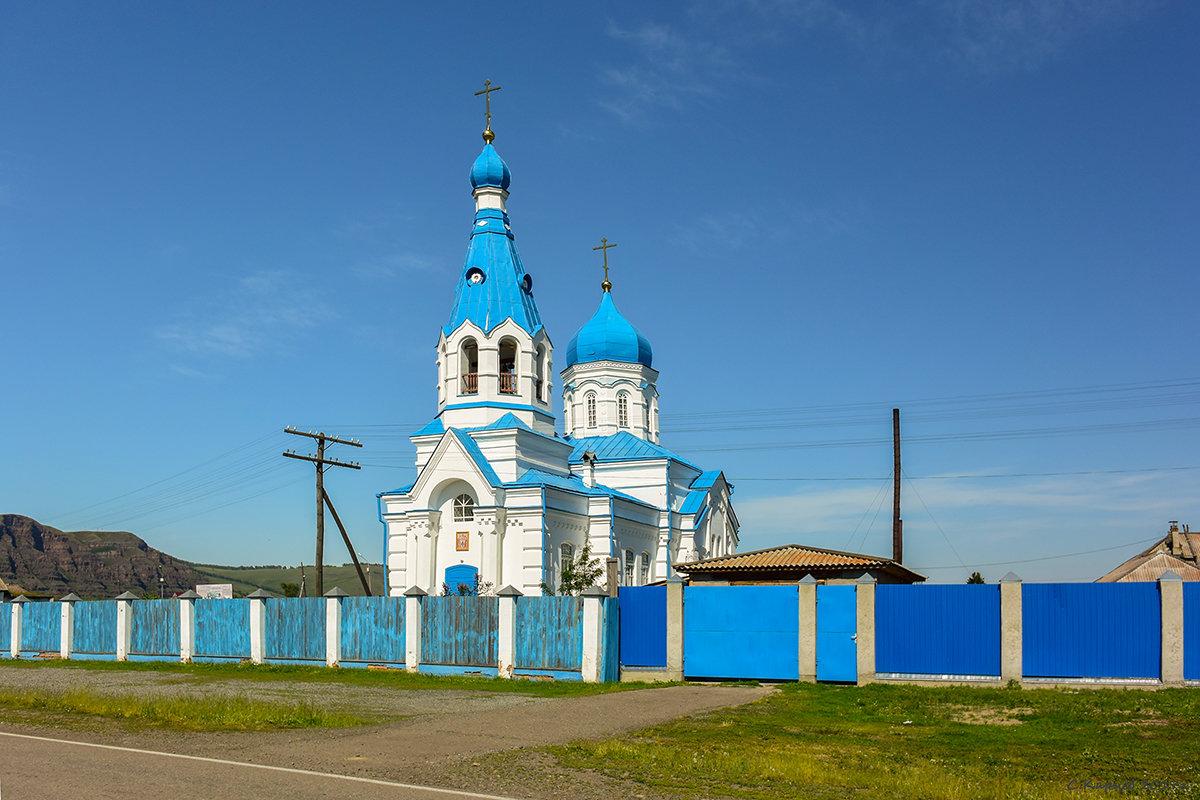 Храм в Кочергино - Сергей Карцев