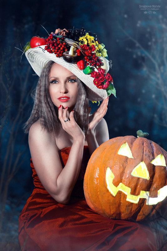 """""""Halloween soon...."""" - Фотохудожник Наталья Смирнова"""