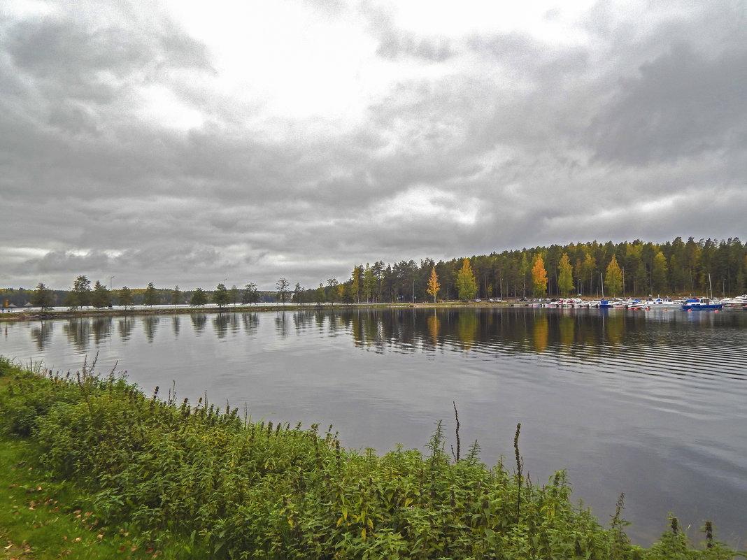 Страна Suomi. Озеро Сайма. - Лариса (Phinikia) Двойникова