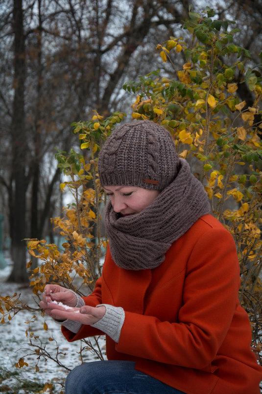 Первый снег - Елена
