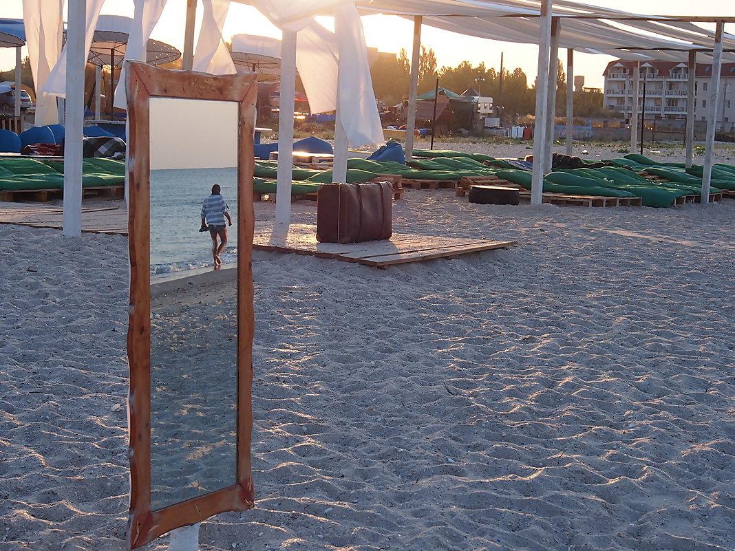 The Box - пляж эмоций. Там в зазеркалье рано  просыпались... - Александр Резуненко