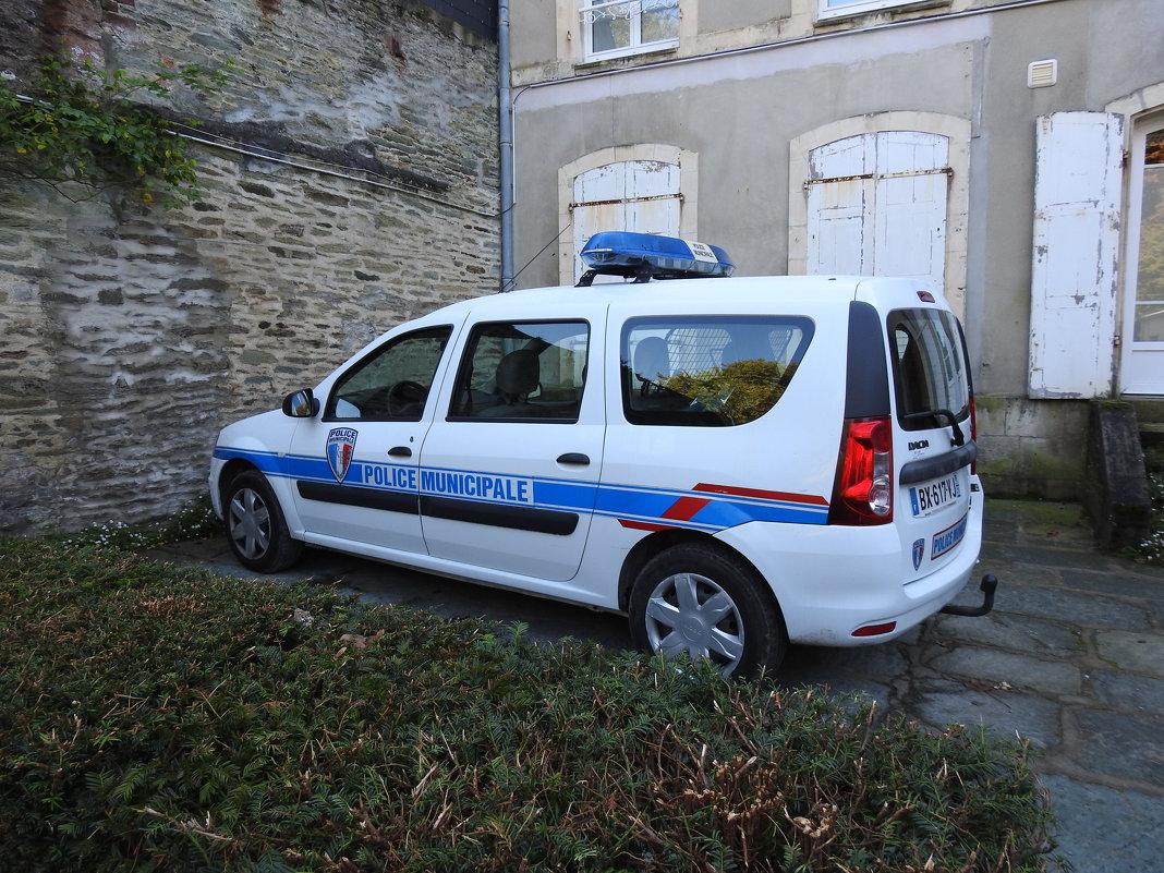 Полицейское авто - Natalia Harries