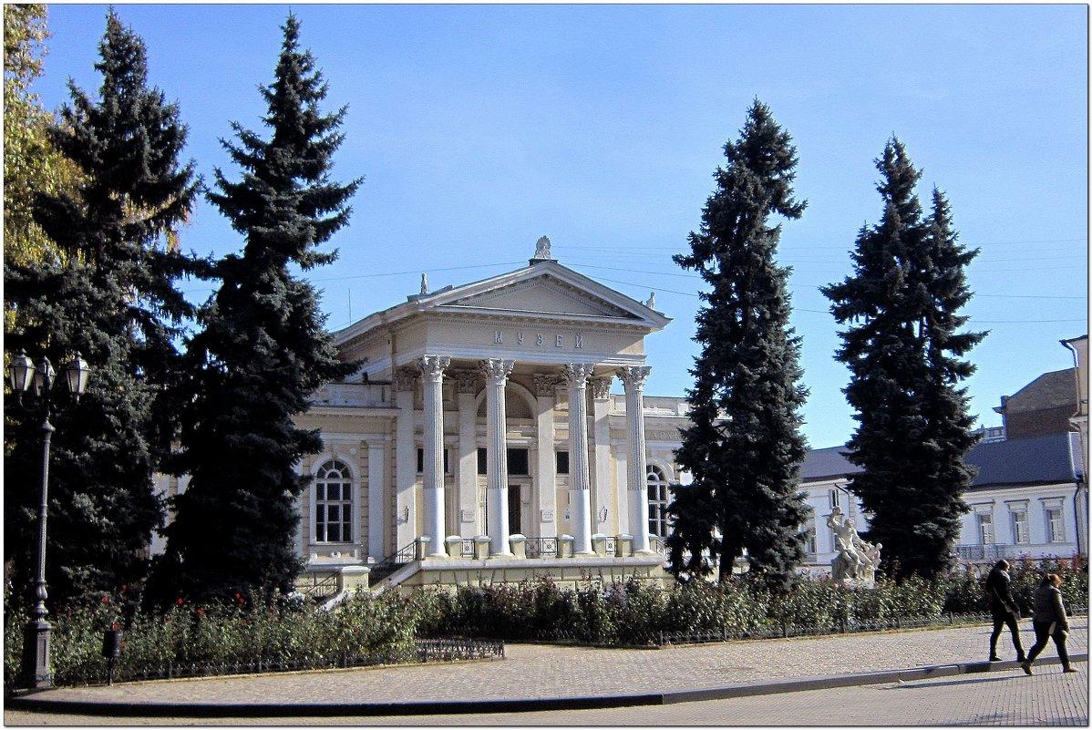 Прогулки по Одессе ( 2 ) - Людмила