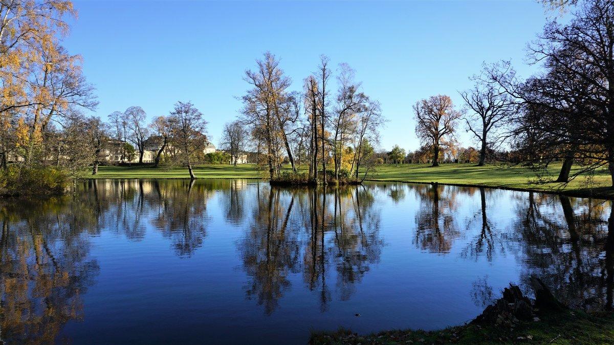 Drottningholm парк - Swetlana V