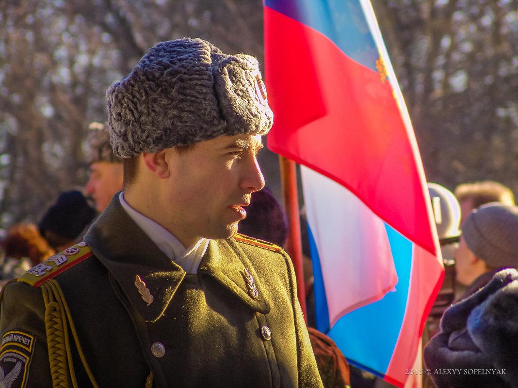 Защитникам Родины - Алексей Сопельняк