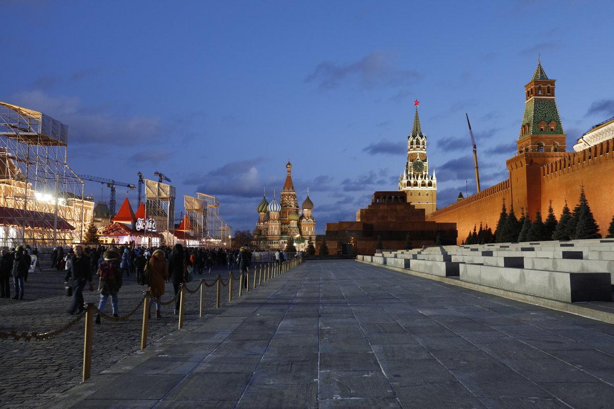Москва Красная площадь - Sergey